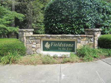 Fieldstone by the Eno