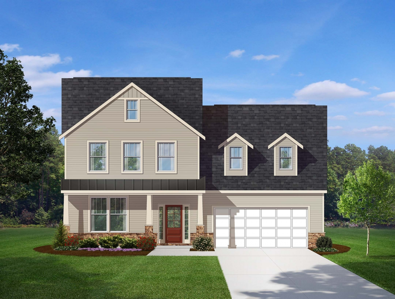 The Meadows at Fleming Farm | Cimarron Homes on